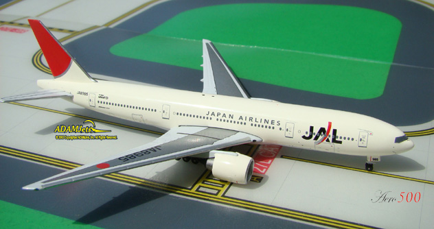 JAL - Japan Airlines Boeing B777-246 Reg. JA8985