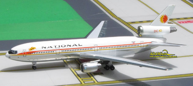National Airlines McDonnell Douglas