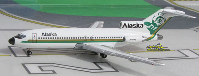 Alaska Airlines Boeing B727-021 Reg. N797AS