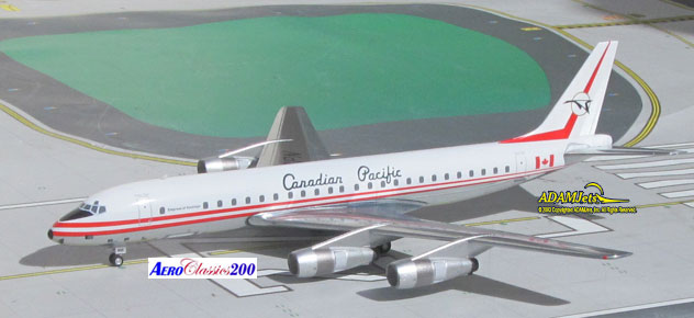 Canadian Pacific Airlines Douglas DC-8-51 Reg. CF-CPN