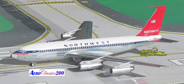Northwest Airlines Boeing B720-051B Reg. N721US