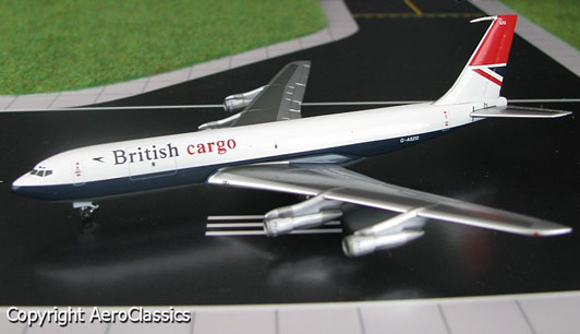 British Airways Boeing B707-320C Reg. G-ASZG