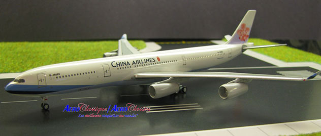 China Airlines Airbus A340-313X Reg. B-18802