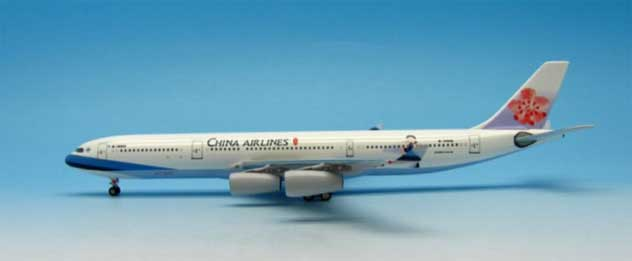 China Airlines Airbus A340-313X Reg. B-18806