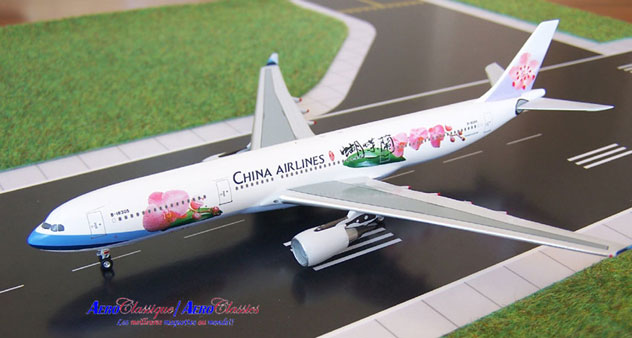 China Airlines Airbus A330-302 Reg. B-18305