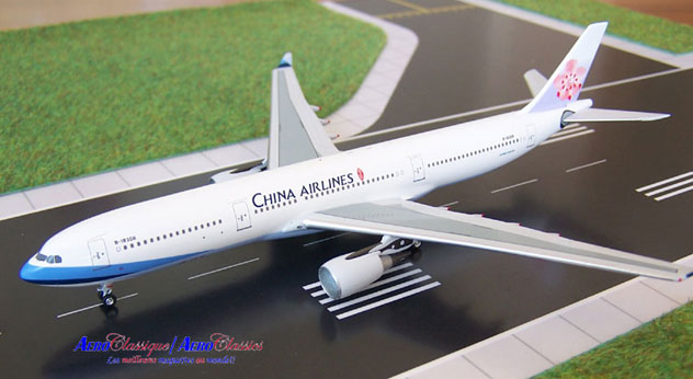 China Airlines^ Airbus A330-302 Reg. B-18308.