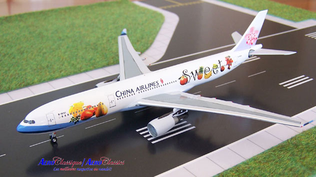 China Airlines Airbus A330-302 Reg. B-18312