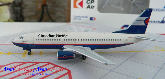 Canadian Pacific Airlines Boeing B737-317 Reg. F-FCPL