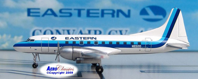 Eastern Airlines Convair CV-440 Reg. N9320