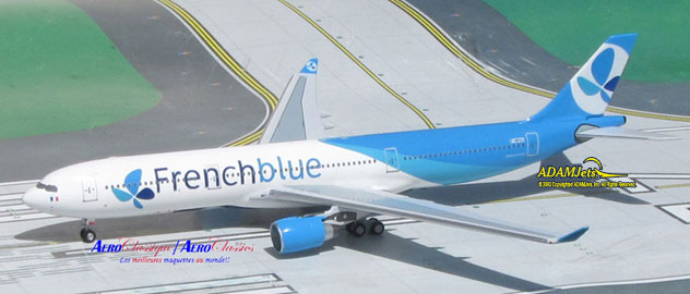 French Blue Airlines^Airbus A330-323 Reg. F-HPUJ