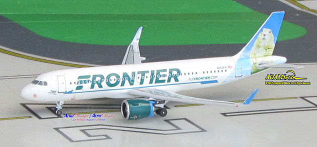 Frontier Airlines Airbus A320-251/Neo Reg. N303FR