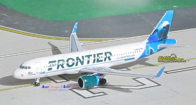 Frontier Airlines Airbus A320-251Neo Reg. N311FR