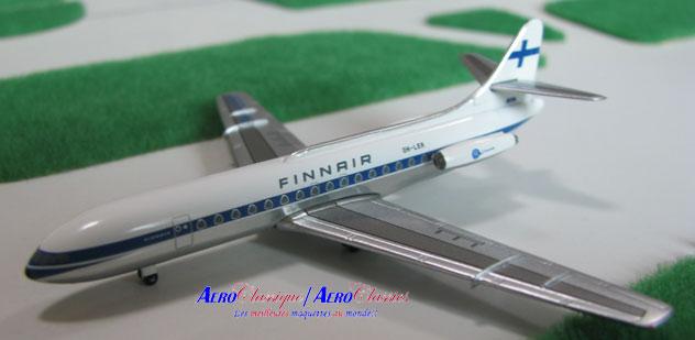 Finnair Airlines Photos Finnair Airlines Sud Caravelle