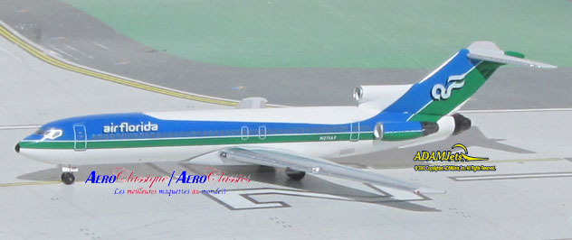 Air Florida Airlines Boeing B727-227/Adv. Reg. N271AF