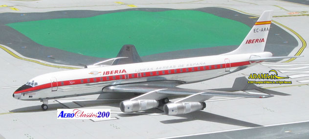 Iberia Airlines of Spain Douglas DC-9-32 Reg. EI-BIJ