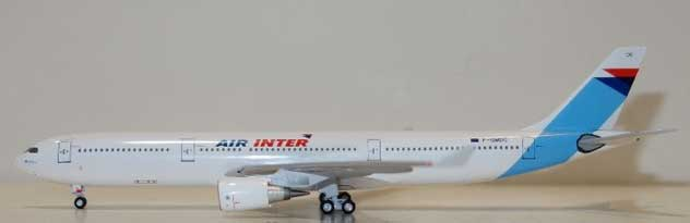 Air Inter Airlines Airbus A330-301 Reg. F-GMDC