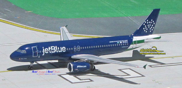 JetBlue Airways Airbus A320-232 Reg. N531JL