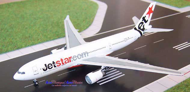 JetStar Airways Airbus A330-302 Reg. VH-EBC