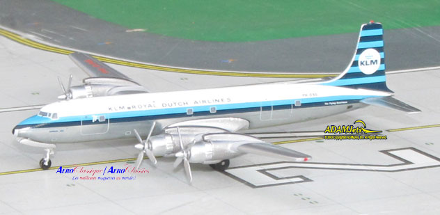 KLM - Royal Dutch Airlines Douglas DC-7C Reg. PH-DSG