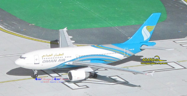 Oman Air Airlines Airbus A310-304 Reg. CS-TEI