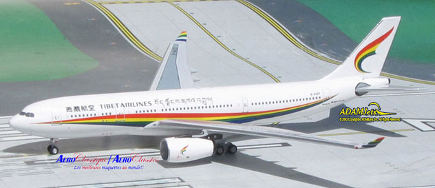 Tibet Airlines Airbus A330-243 Reg. B-8420