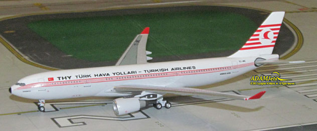 THY - Turkish Airlines Airbus A330-203 Reg.TC-JNC