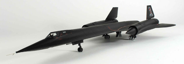 USAF - Air Force Lockheed SR-71A Blackbird Reg. 61-7962