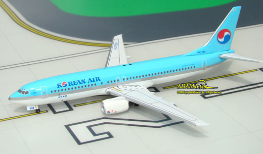 Korean Air Airlines Boeing B737-8B5 Reg. HL7559