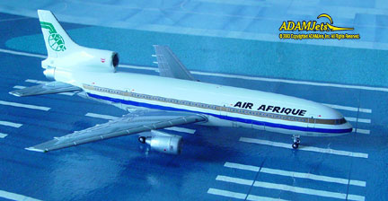 Air Afrique Airlines Lockheed L-1011-385-1 Reg. N185AT