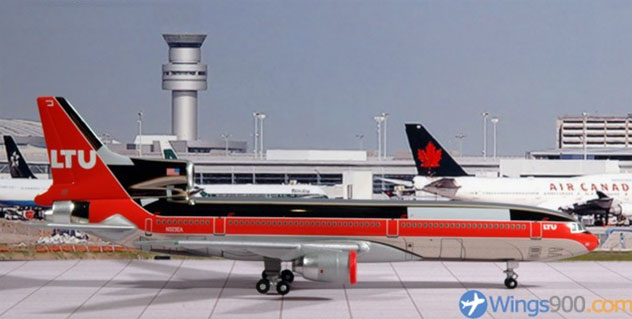 LTU - Lufttransport-Unternehmen Airways Lockheed L-1011-385-1 Reg. N323EA