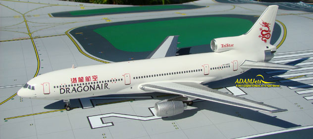 Dragon Air Airlines Lockheed L-1011-385-1 Reg. VR-HMW