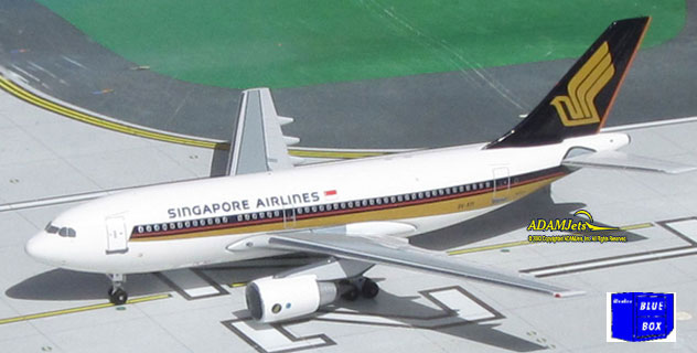Singapore Airlines Airbus A310-222 Reg. 9V-STI
