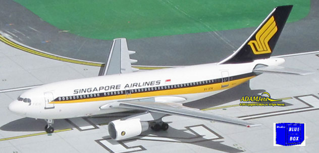 Singapore Airlines Airbus A310-222 Reg. 9V-STK