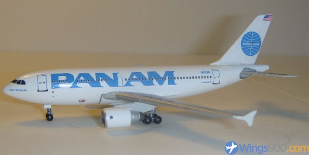 Pan Am Airlines Airbus A310-324/ET Reg. N818PA