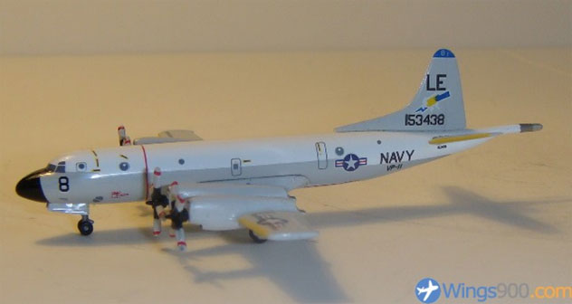 USN - Navy Lockheed P-3C Orion Reg. 153438