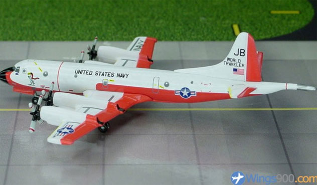 USN - Navy Lockheed P-3D Orion Reg. 150528