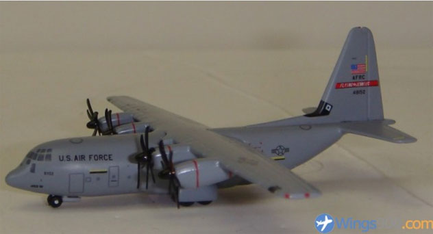 USAF - Air Force Lockheed C-130J Hercules Reg. 48152