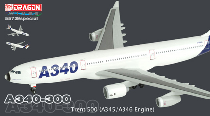 Airbus Industries^Airbus A340-311 Reg. F-WWAI - Click Image to Close