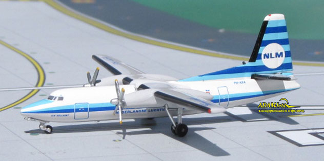 NLM - Netherlands Commuter Airlines^Fokker F-27-100 Reg. PH-KFA