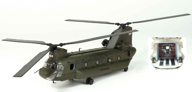 USA - Army Boeing CH-47D Chinook Reg. 120309