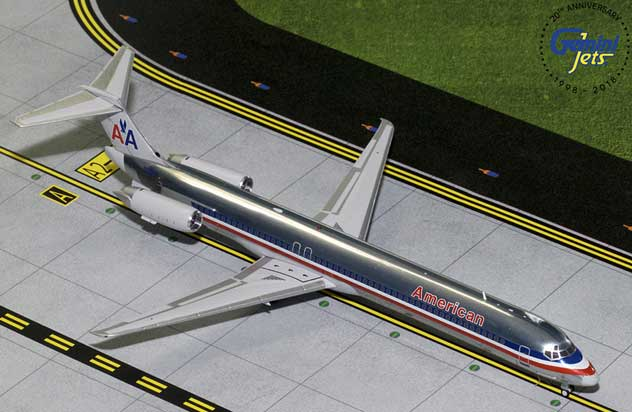 American Airlines^McDonnell Douglas MD-83 Reg. N9621A