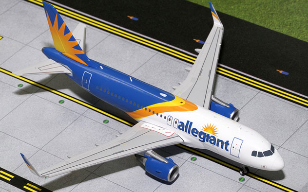 Allegiant Airlines Airbus A319-111/S Reg.N30??NV