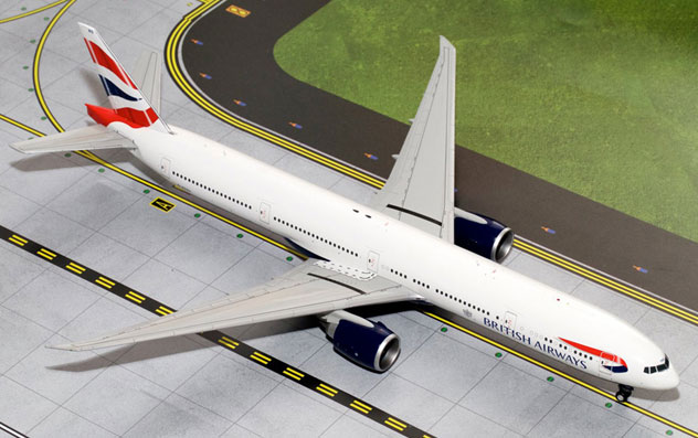 British Airways Boeing B777-336/ER Reg. G-STBG