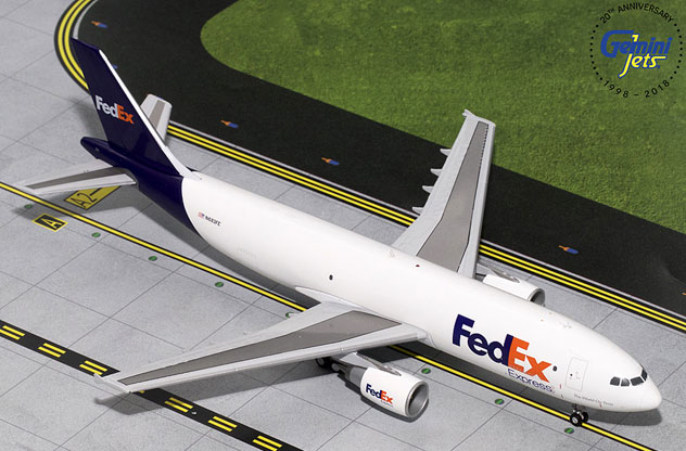 FEDEX - Federal Express Airlines Airbus A300F4-605R Reg. N683FE