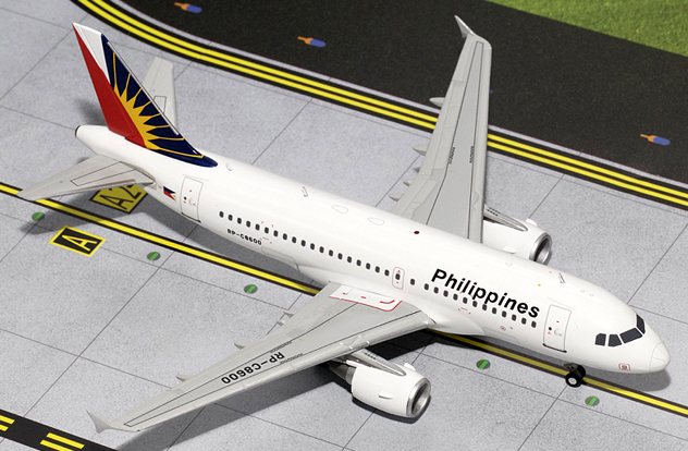 Philippines Airlines Airbus A319-112 Reg. RP-C8600