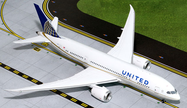 United Airlines^Boeing B787-8 Dreamliner Reg. N27901