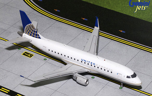 United Express Airlines Embraer ERJ-175 Reg. N163SY