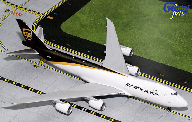 UPS - United Parcel Service Airlines Boeing B747-8F Reg. N605UP