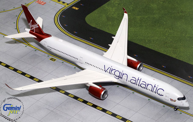 Virgin Atlantic Airways Airbus A350-1041 Reg. G-VXWB