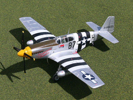 "USAF - Air Force North American P-51 Mustang ""Ferrocious Frankie"""